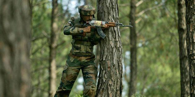 Pakistan Violates Ceasefire Along LoC In Rajouri