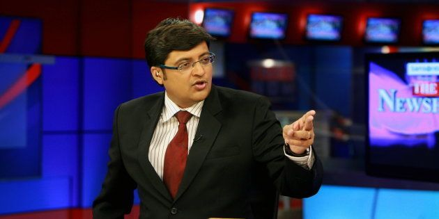 Arnab Goswami To Get 'Y' Category Security Cover After Threats From 'Pakistan Based Terrorist Groups':
