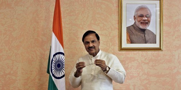 Union Minister Mahesh Sharma Is Visiting Ayodhya To Inspect Land For A Ramayana