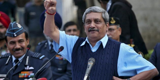 RSS Teaching At The Core Of Surgical Strikes, Says Defence Minister Manohar