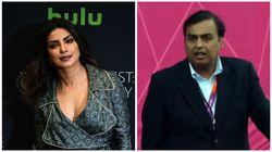 The Morning Wrap: Country Over Artistes For Mukesh Ambani; Priyanka Chopra Apologises For Magazine