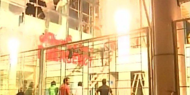 22 Killed As Fire Breaks Out At Odisha