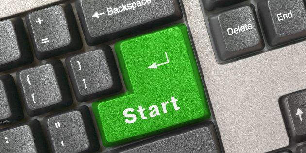 Keyboard - green key