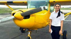 Meet The Vadodara Girl Who Got Her Pilot Licence At Age