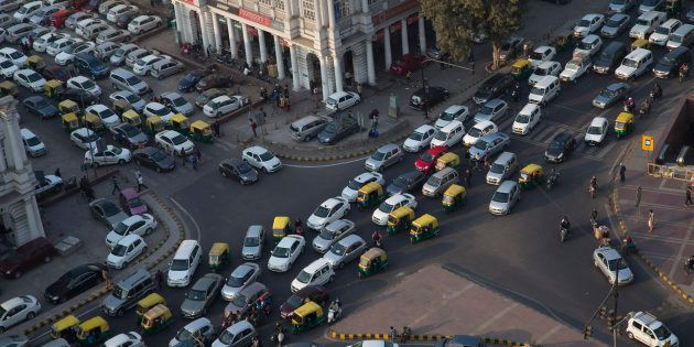 Odd-Even Scheme Had No Impact On Air Pollution, Says National Green