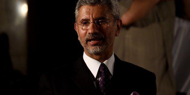 Jaishankar's Remarks Have Exposed Govt's 'Lie':