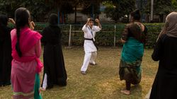 Ayesha Noor Is Breaking The Gender Barrier One Karate Chop At A