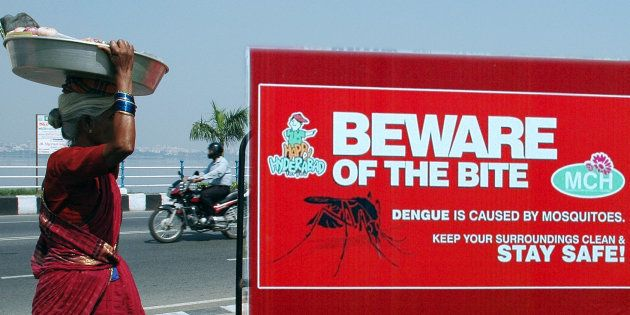 Are We Ready To Eliminate Mosquito-Borne