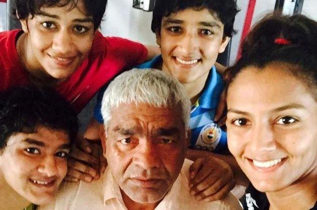 Meet Mahavir Singh Phogat, The Fascinating Wrestler Who Inspired Aamir Khan's