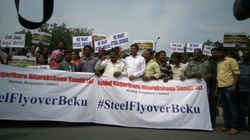 Counter Campaign Saying #SteelFlyoverBeku Gains Momentum in