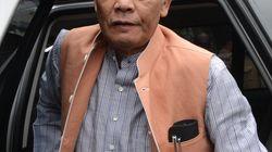 Manipur CM Okram Ibobi Singh Escapes Unhurt As Militants Open Fire At Ukhrul