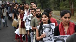 No Mention Of Najeeb Ahmed's Disappearance Or The Assault On Him In JNU