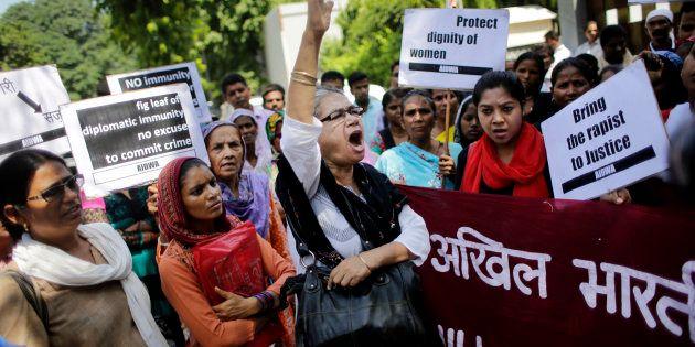 Woman Gangraped In Mumbai, Seven