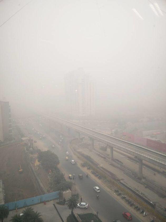 Smog in