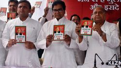 Akhilesh Yadav Joined By Mulayam And Shivpal Yadav Send A Message Of