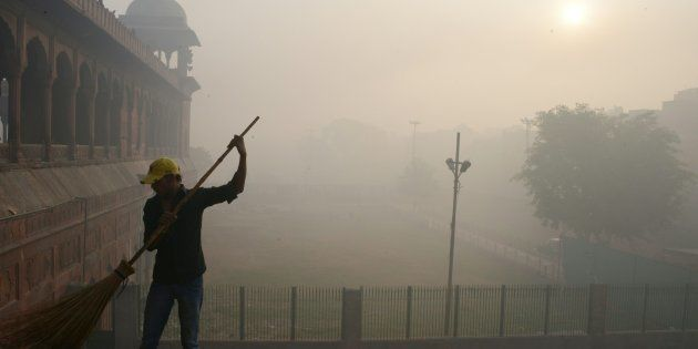 9 Steps Delhiites Can Take To Reduce The Dangerous Effects Of Air Pollution On Their