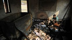 Another School Building Set On Fire In J&K's Bandipora