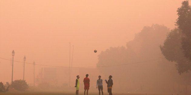 Delhi Pollution An 'Emergency', Says Environment