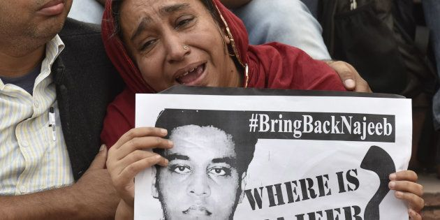 JNU Missing Student Najeeb Ahmed's Mother Detained And Manhandled By Delhi