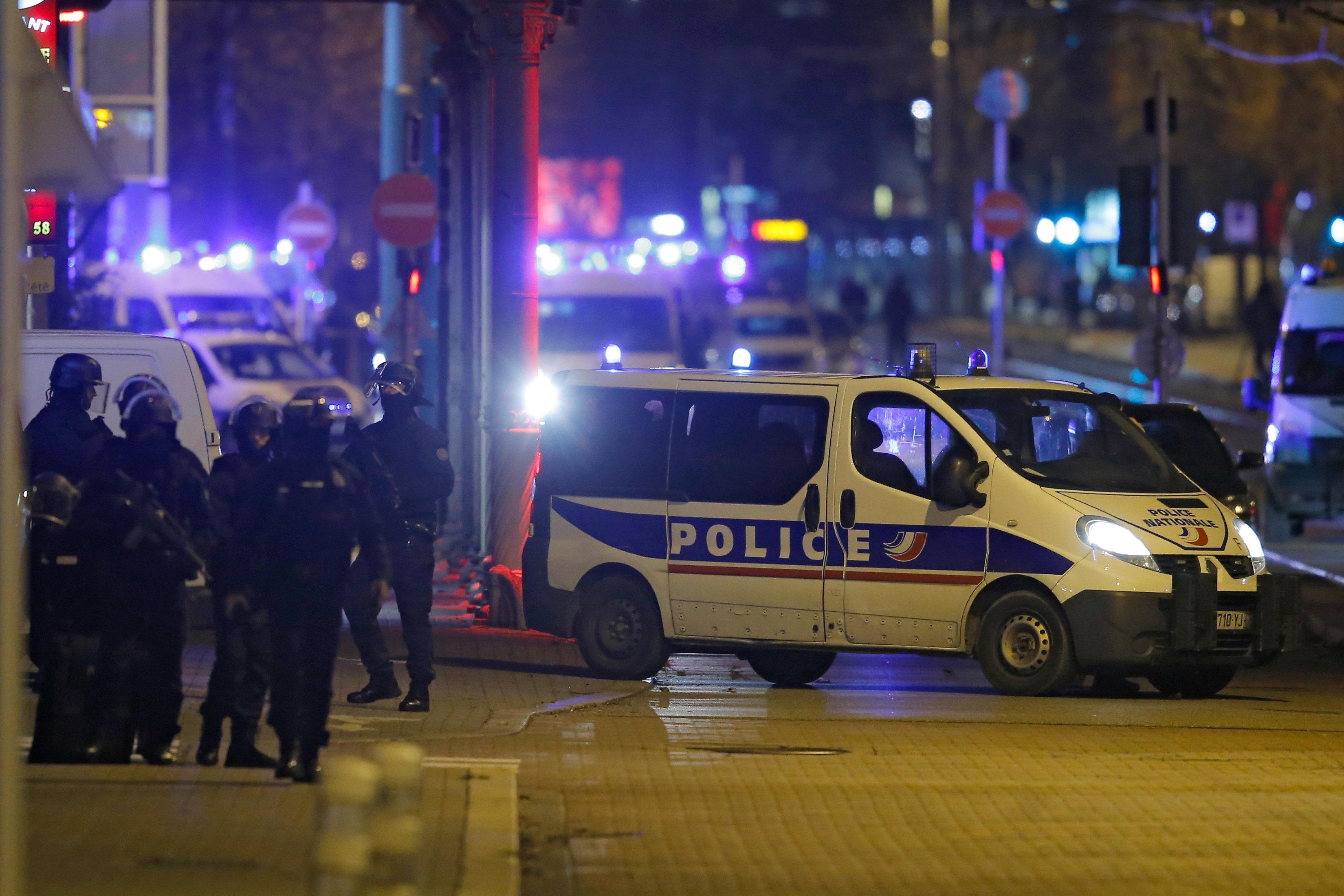 Νεκρός ο δράστης της τρομοκρατικής επίθεσης στο