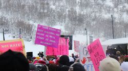 Hope Permeates Sundance As Celebrities Join Thousands For Women's