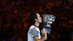Roger Federer Defeats Rafael Nadal To Win Australian