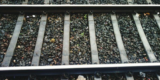 Baby Tries To Breastfeed As Mother Lies Dead Along Railway Track In