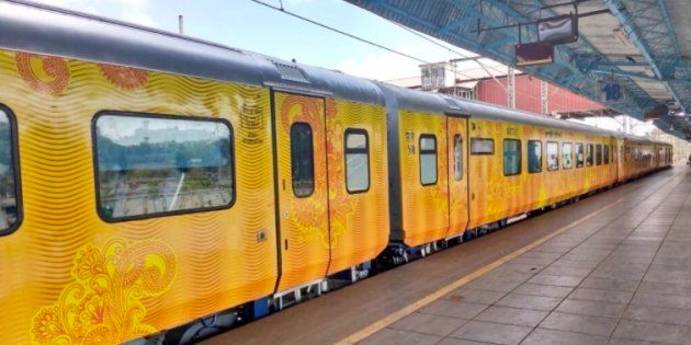 Stolen Headphones And Scratched LED Screens Reported After Maiden Tejas Express