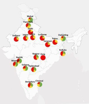 India's Air Pollution Crisis: By the