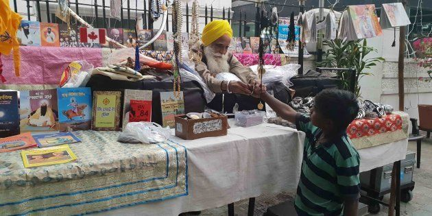 Tajinder Pal Singh, was one of five Sikh radicals who hijacked flight IC 423 in 1981. Today, he sells...