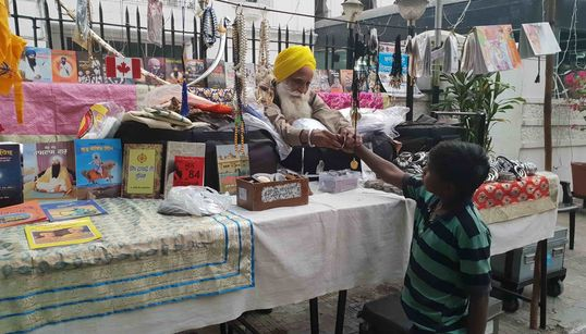 This Sikh Man Remembers Hijacking A Plane Armed With Just A Kirpan And A