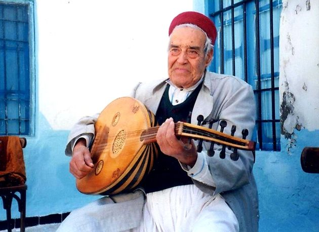 Yakoub Bchiri chez lui en mars
