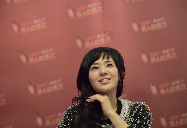 아오이 소라가 아시아 팬들의 임신 축하에 감사를