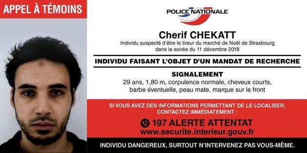 프랑스 스트라스부르 테러 용의자가 총격전 끝에 경찰에