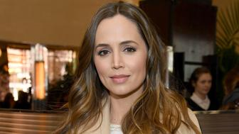 NEW YORK, NY - APRIL 20:  Eliza Dushku attends the CHANEL Tribeca Film Festival Women's Filmmaker Luncheon at Odeon on April 20, 2018 in New York City.  (Photo by Dimitrios Kambouris/WireImage)