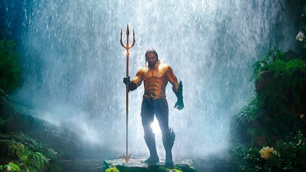 Aquaman Review: The Film Is Soggy, But Jason Momoa's Charisma Is