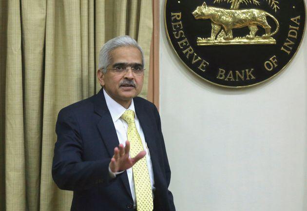 RBI Governor Shaktikanta