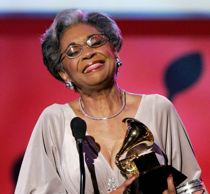 "Wilson's ""How Glad I Am"" brought her a Grammy in 1965 for best R&B performance. She later won Grammys for bes"