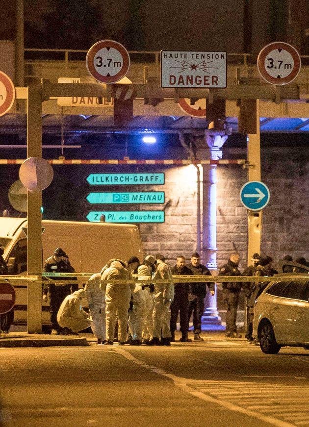 Στρασβούργο: Νεκρός από αστυνομικές σφαίρες ο δράστης της