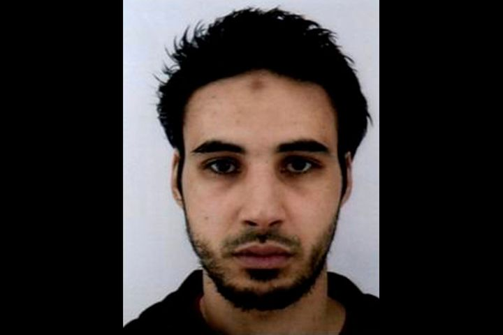 Authorities believe Cherif Chekatt, 29, killed 3 people during a shooting rampage near a Christmas market in Strasbourg earli