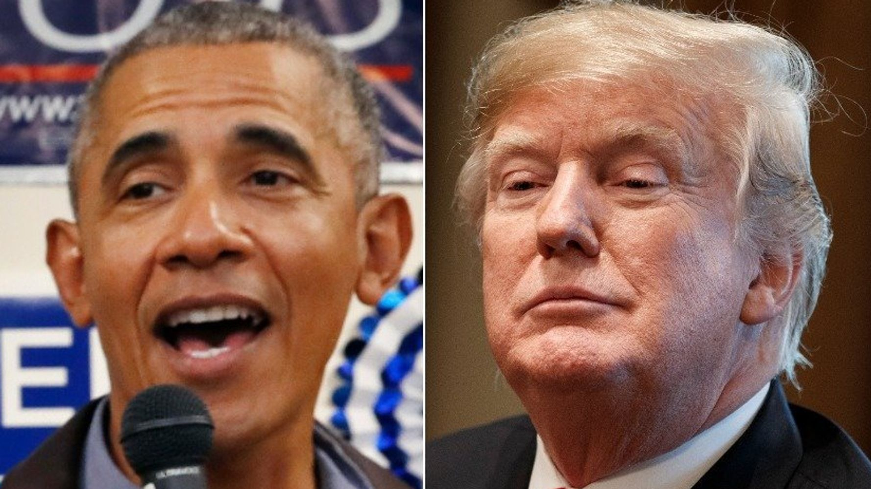 Obama Takes Rare Swipe At Trump By Naming 2 Things A President Shouldn't Do