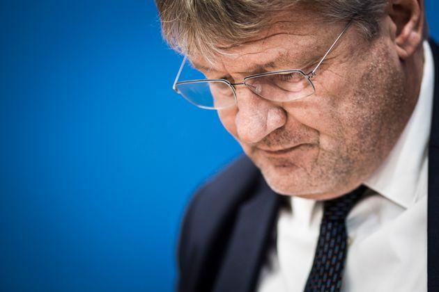 AfD-Chef Jörg Meuthen will die EU