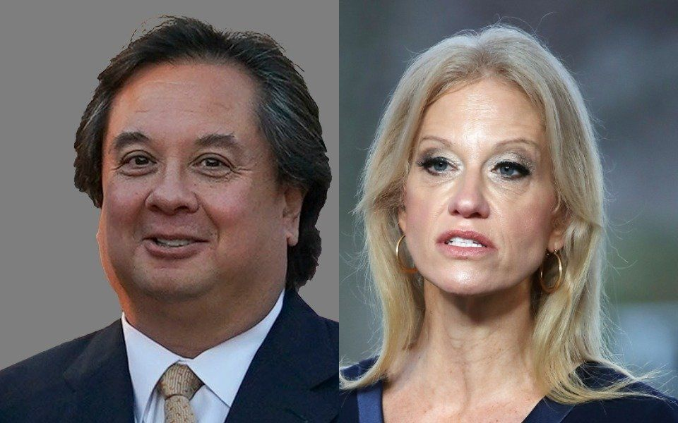George Conway Appears To Fact-Check Wife Kellyanne After Bonkers CNN Interview