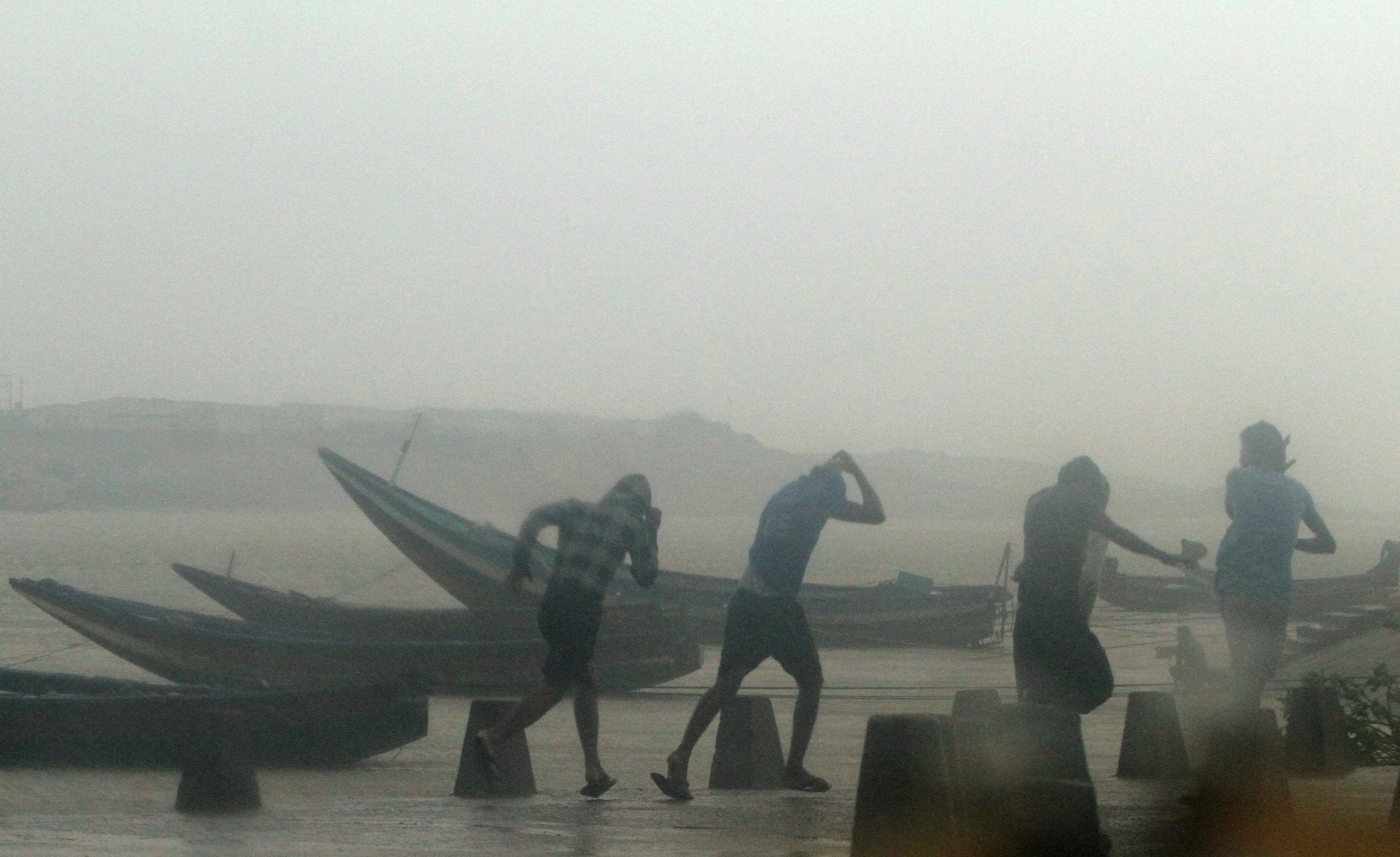 Cyclone Forming Over Bay of Bengal, Likely to Hit Andhra on