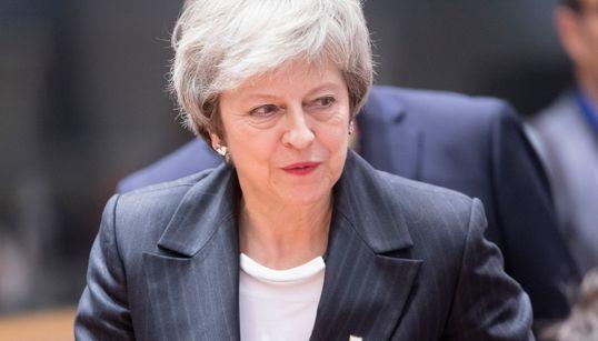 EU가 영국 메이 총리의 브렉시트 합의안 수정 제안을