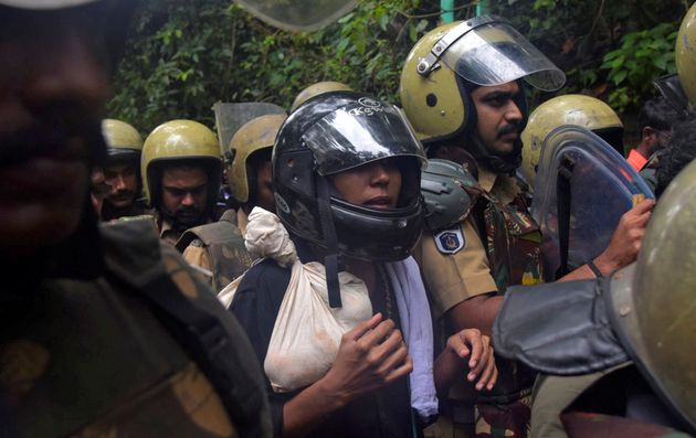Sabarimala Row: Activist Rehana Fathima Gets Bail, Barred From Entering