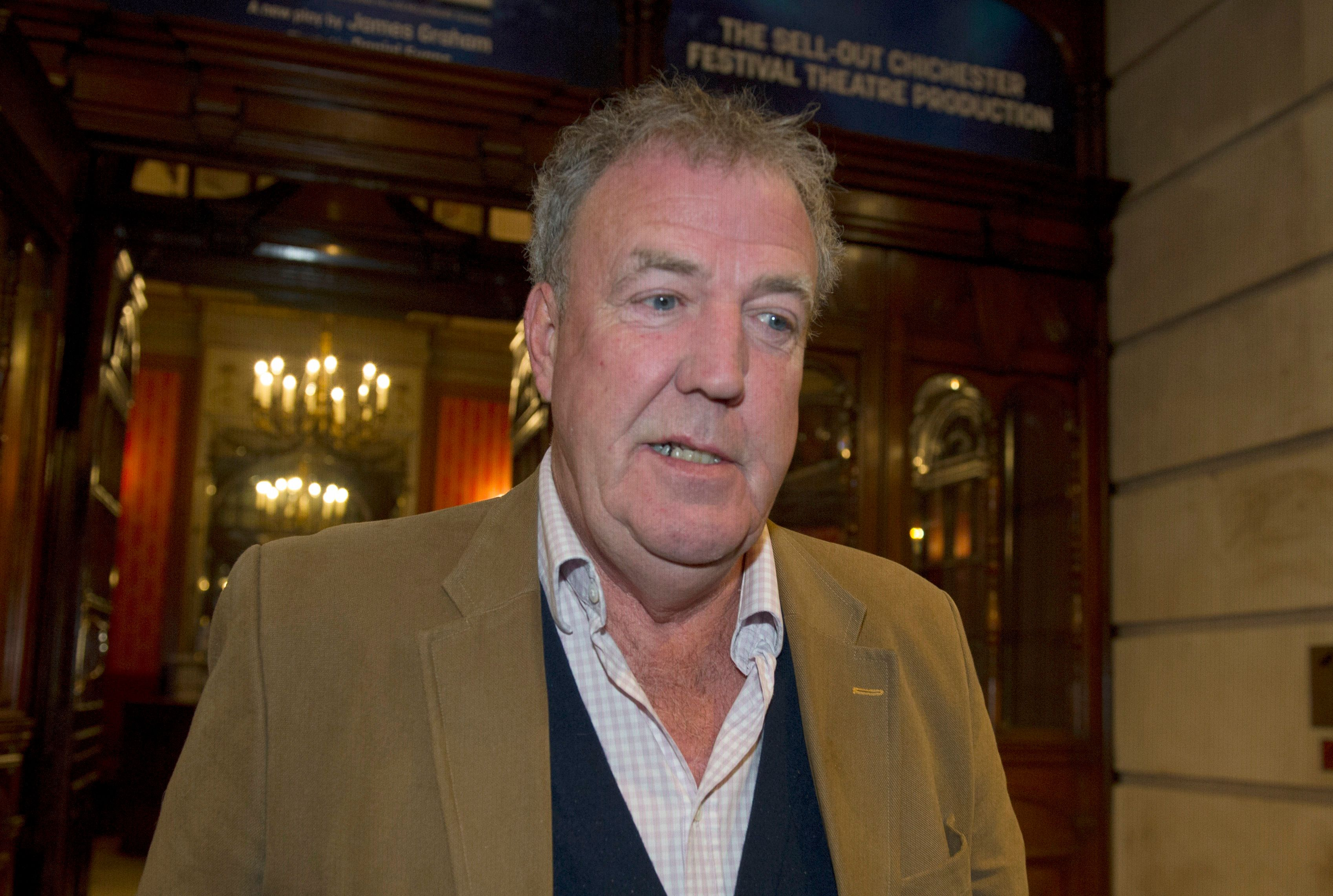 Jeremy Clarkson Announces Retirement From Studio-Based Car Shows