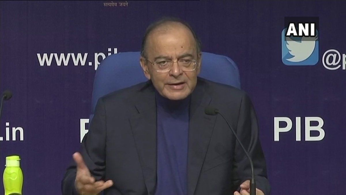 Arun Jaitley Calls Rafale Allegations 'Fiction Writing', Dismisses Congress Demand For Parliamentary