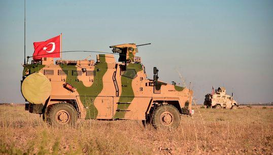 Τουρκία και ΗΠΑ σε τροχιά σύγκρουσης για τους Κούρδους της