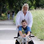 So will der Vater eines behinderten Sohnes die Pflege revolutionieren